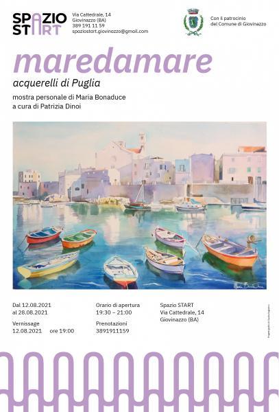 Maredamare - Acquerelli di Puglia