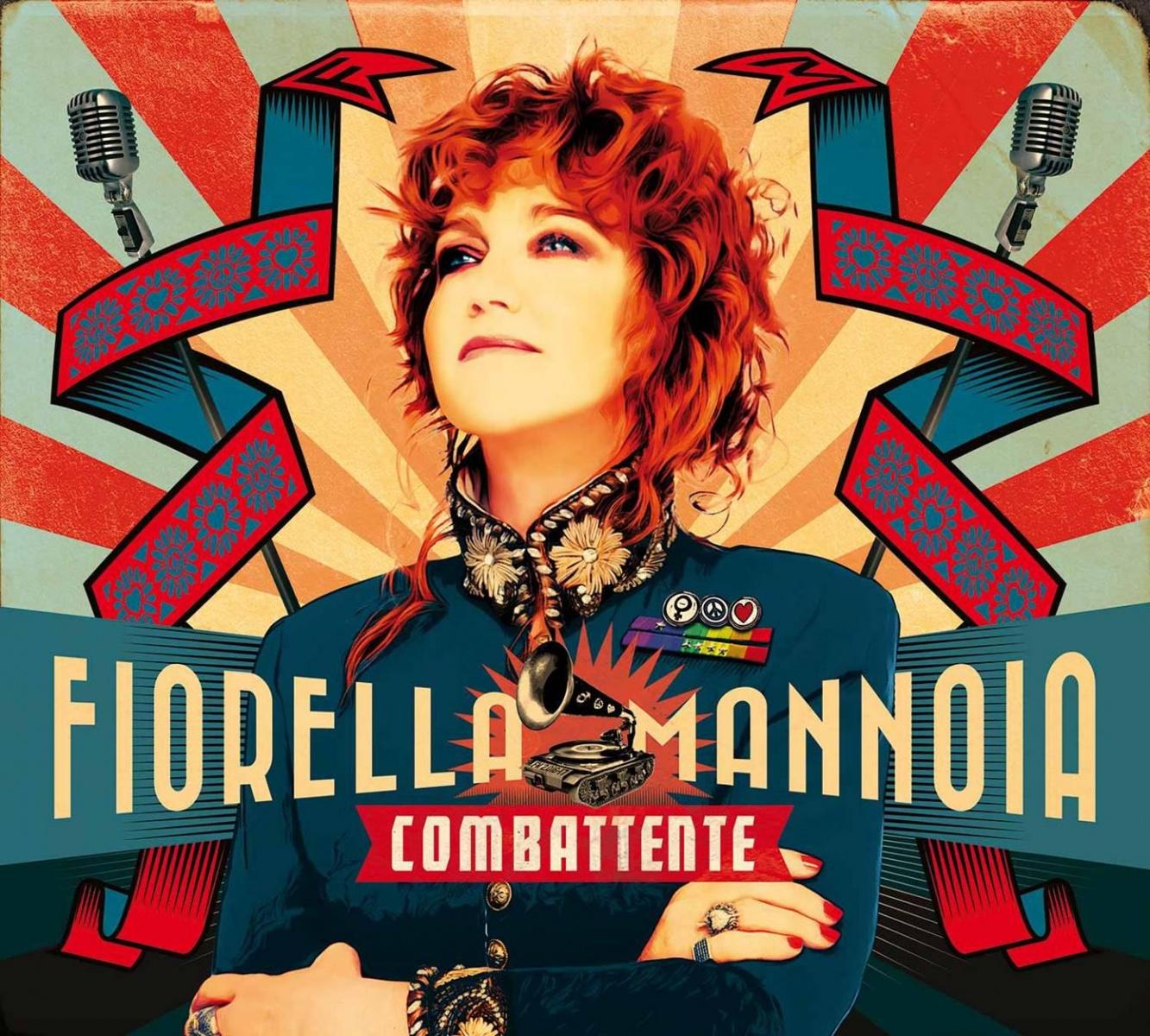 Fiorella Mannoia - COMBATTENTE IL TOUR